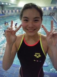 水泳 ジュニア オリンピック